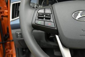 ix25方向盘功能键(左)