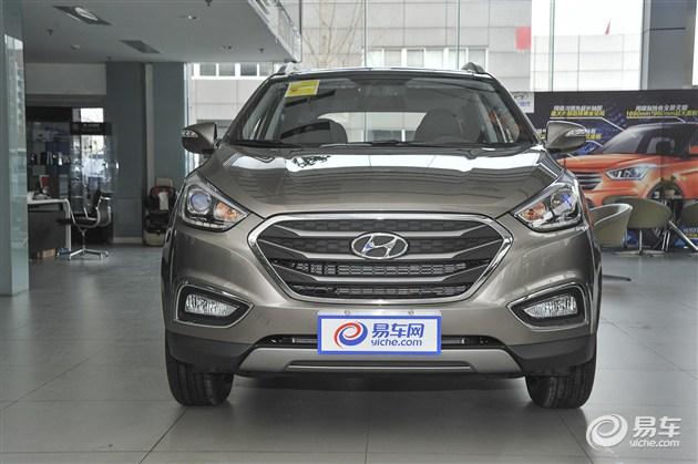 北京现代ix35官方调价 或为新途胜让路