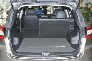 ix35行李箱空间