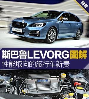 斯巴鲁Levorg(进口)LEVORG 图解-蓝色图片