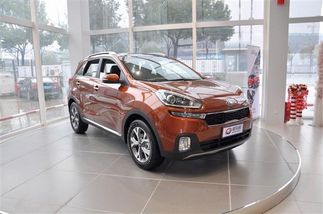 起亚KX3于3月12日上市 提供3种动力车型