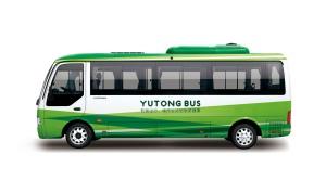 E7纯电动城市客车图片