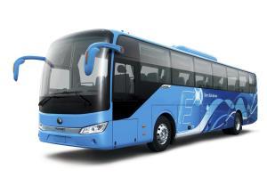 宇通E12纯电动城市客车 官方图