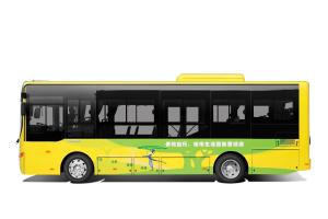 E8纯电动城市客车图片