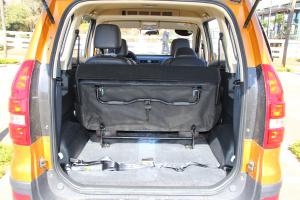 风光360行李箱空间图片