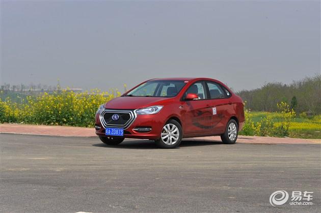 江淮iEV5预售价9.08万元 上海车展上市