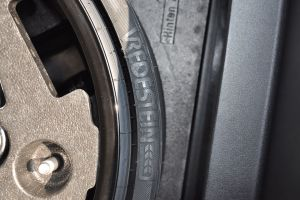 进口奔驰CLS级AMG 备胎品牌