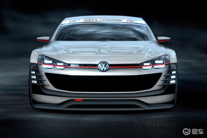 大众进口高尔夫GTI GTI Supersport Vision GT(616220);