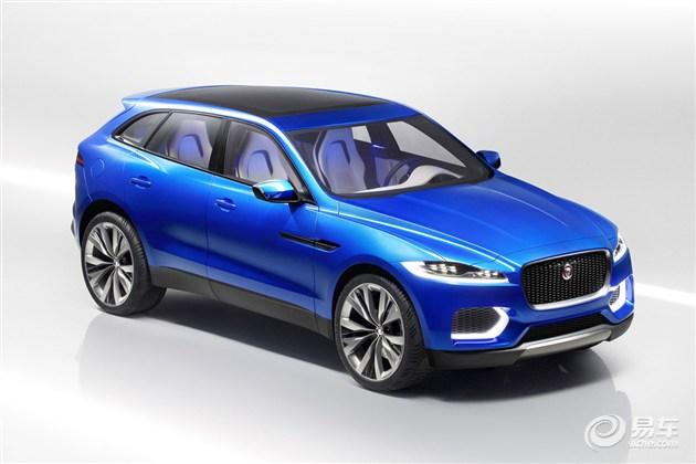 捷豹将推出多款SUV车型 2020年前推出