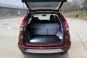 CR-V行李箱空间