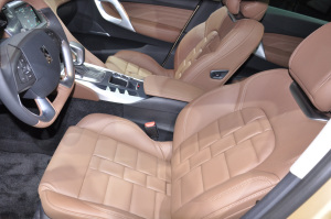 DS 5驾驶员座椅图片