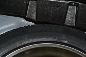 CR-V备胎规格