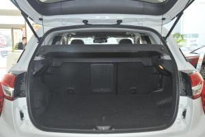 C4 AIRCROSS行李箱空间