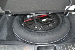 进口奔驰GL级AMG 备胎