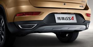 GS4传祺GS4官图