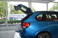 进口宝马X5 M 驾驶位遮阳板图