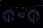 奇瑞E3仪表盘背光显示图片