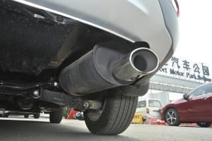 CR-V排气管(排气管装饰罩)