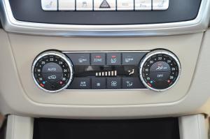 GL级中控台空调控制键