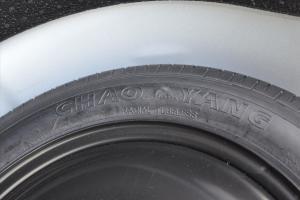 马自达3星骋两厢 备胎品牌