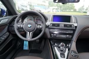 进口宝马M6 完整内饰(驾驶员位置)