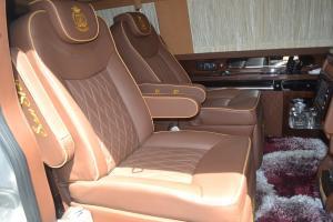 GMC商务之星(进口)后排座椅图片