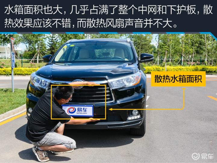 汽车图片 丰田 广汽丰田 汉兰达 2015款 2.