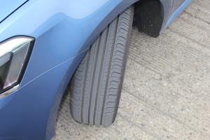 朗逸轮胎花纹