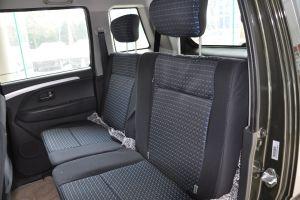 北斗星X5后排座椅图片