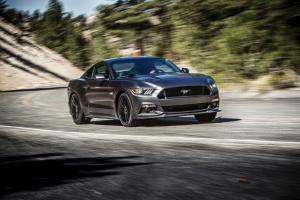 福特Mustang 2015款 官方图