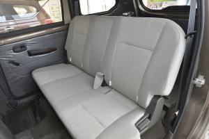 五菱宏光S后排座椅图片