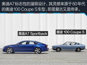奥迪A72015款奥迪A7 Sportback 50TFSI图片