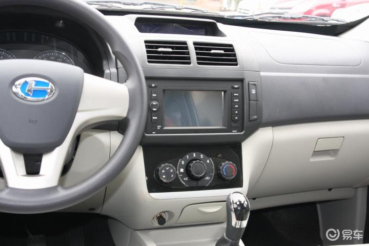 昌河福瑞达M50 s中控台驾驶员方向 535257高清图片