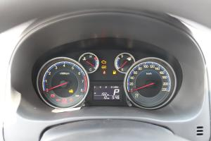 天语SX4两厢仪表 图片