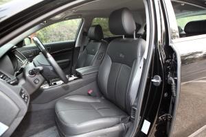 起亚K9驾驶员座椅图片
