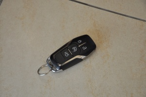MKX钥匙