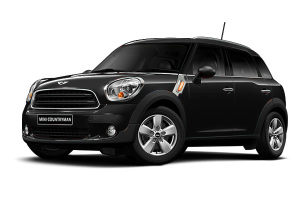 MINI COUNTRYMAN 精粹黑