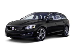 进口沃尔沃V60 亮黑蓝金属漆