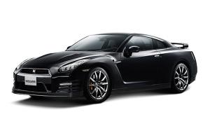 日产GT-R 星云黑