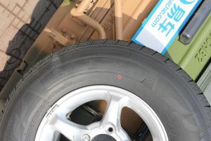 北汽BJ212 备胎品牌