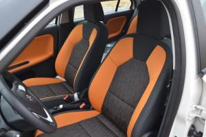 名爵3SW驾驶员座椅图片