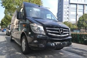 浙江卡尔森商旅车 商务车 外观-黑色