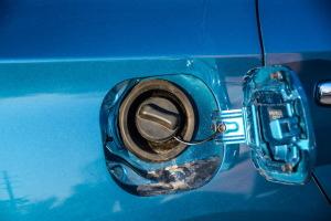 蓝鸟油箱盖