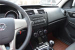 北汽幻速S3 中控台驾驶员方向