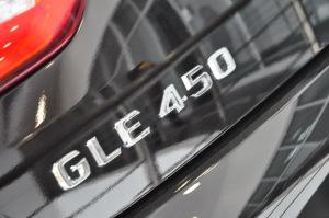 进口奔驰GLE级轿跑SUV 尾标