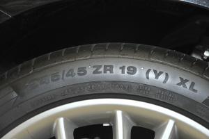 Quattroporte轮胎规格