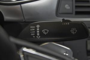 进口奥迪S7 雨刷器开关