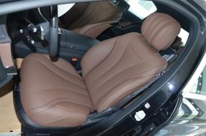 迈巴赫S级                驾驶员座椅