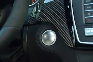 进口奔驰GLE级AMG轿跑SUV GLE级AMG运动SUV 内饰-蓝色