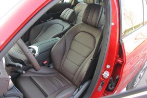 奔驰GLC级驾驶员座椅图片